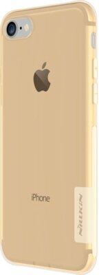 Чехол NILLKIN iPhone 7 - Nature TPU (Коричневый) 2
