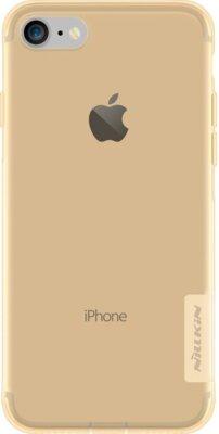 Чехол NILLKIN iPhone 7 - Nature TPU (Коричневый) 3