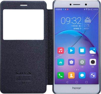 Чохол NILLKIN Huawei Honor 6X/GR5 (2017) - Spark series (Чорний) 3