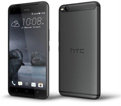 Смартфон HTC One X9 Dual Sim Carbon Gray 8