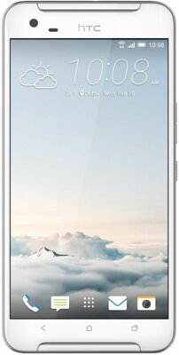 Смартфон HTC One X9 Dual Sim Opal Silver 1