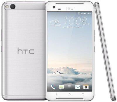 Смартфон HTC One X9 Dual Sim Opal Silver 5