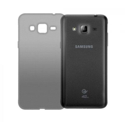 Чехол GlobalCase TPU Extra Slim для Samsung J3 2016 J320 Dark 1
