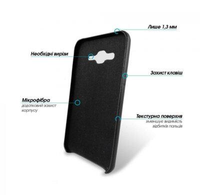 Чохол GlobalCase Ori-R для Samsung Galaxy J5 (2016) J510 Black 2