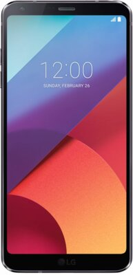 Смартфон LG G6 64GB Black (LGH870DS.ACISBK) 1