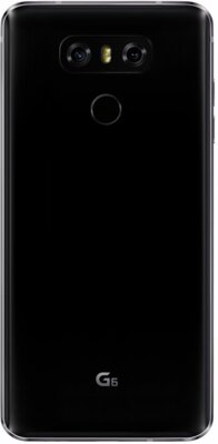 Смартфон LG G6 64GB Black (LGH870DS.ACISBK) 5