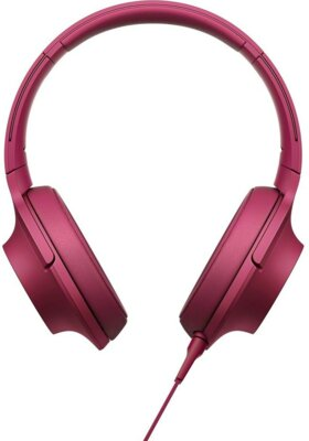 Навушники SONY MDR-100AAP Pink 1