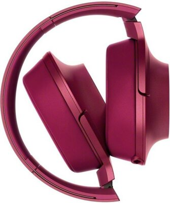 Навушники SONY MDR-100AAP Pink 4