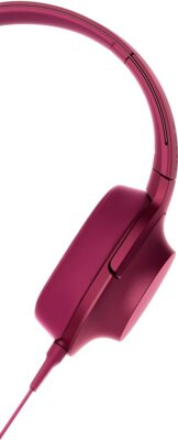 Навушники SONY MDR-100AAP Pink 7