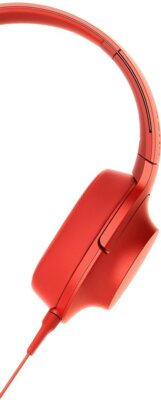 Навушники SONY MDR-100AAP Red 6