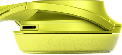 Наушники SONY MDR-100AAP Yellow 1