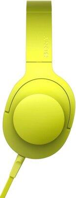 Наушники SONY MDR-100AAP Yellow 4
