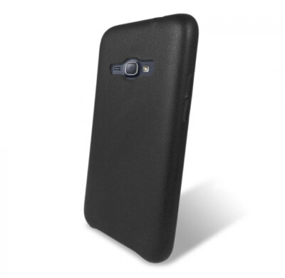 Чехол для Samsung J120 (Ori-R) black (1283126472060) GlobalCase 1