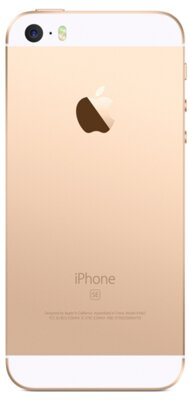 Смартфон Apple iPhone SE 32Gb Gold 2