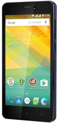 Смартфон Prestigio MultiPhone 3527 Wize NK3 Dual Blue 5