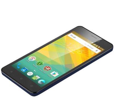Смартфон Prestigio MultiPhone 3527 Wize NK3 Dual Blue 6