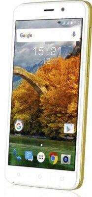Смартфон Fly Nimbus 9 FS509 Champagne Gold 1