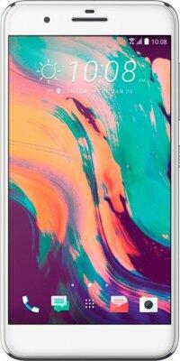 Смартфон HTC One X10 Dual Sim Silver 1