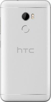 Смартфон HTC One X10 Dual Sim Silver 2