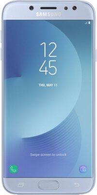 Смартфон Samsung Galaxy J7 (2017) J730F Silver 1