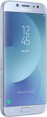 Смартфон Samsung Galaxy J7 (2017) J730F Silver 2