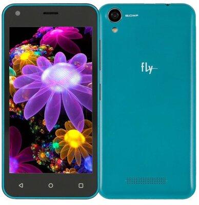 Смартфон Fly FS454 Nimbus 8 Green 3