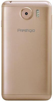 Смартфон Prestigio MultiPhone 3533 Grace Z3 Gold 2