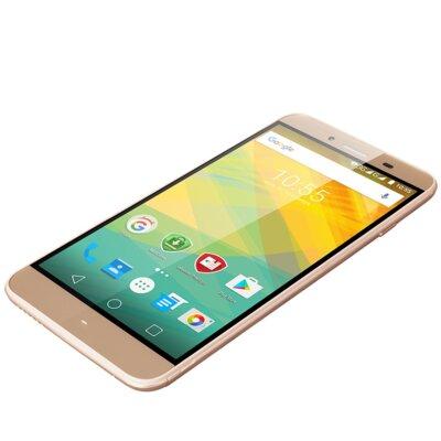 Смартфон Prestigio MultiPhone 3533 Grace Z3 Gold 6