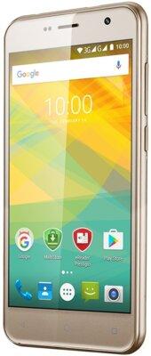 Смартфон Prestigio MultiPhone 3512 Muze B3 Gold 4