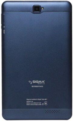 Планшет Sigma X-Style Tab A81 Blue 2