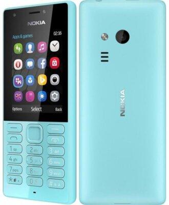 Мобильный телефон Nokia 216 Dual Blue (A00027787) 2