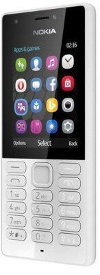 Мобильный телефон Nokia 216 Dual Sim Grey (A00027788) 4