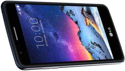 Смартфон LG X240 K8 (2017) Dark Blue 4