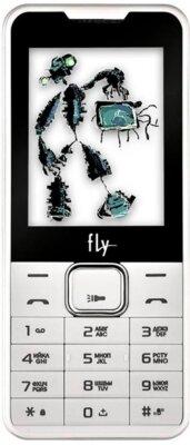 Мобильный телефон Fly FF243 White 1