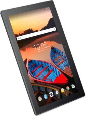 Планшет Lenovo Tab 3 Plus X70F ZA0Y0036UA 16GB LTE Black 4