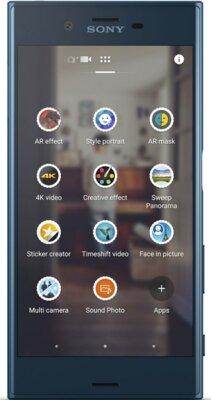 Смартфон Sony Xperia XZ F8332 Dual Forest Blue 1