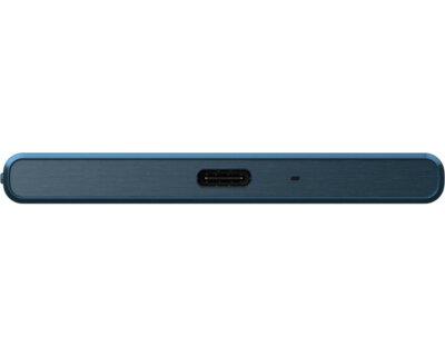 Смартфон Sony Xperia XZ F8332 Dual Forest Blue 5