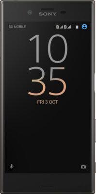 Смартфон Sony Xperia XZ F8332 Dual Mineral Black 1