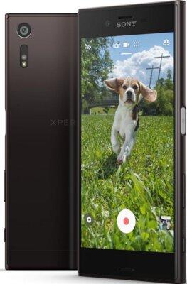 Смартфон Sony Xperia XZ F8332 Dual Mineral Black 8