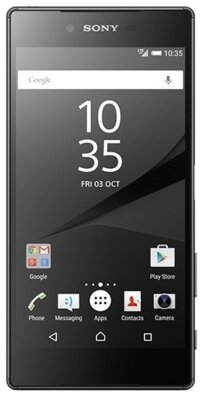 Смартфон Sony Xperia Z5 Premium Dual E6833 Black 1