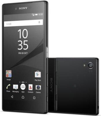 Смартфон Sony Xperia Z5 Premium Dual E6833 Black 4