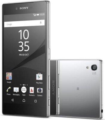 Смартфон Sony Xperia Z5 Premium Dual E6833 Chrome 4