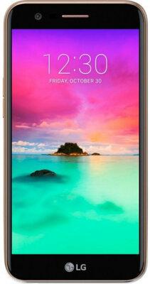 Смартфон LG K10 2017 (M250) Gold 1