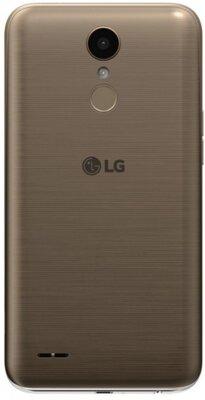 Смартфон LG K10 2017 (M250) Gold 2