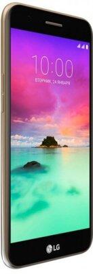 Смартфон LG K10 2017 (M250) Gold 3