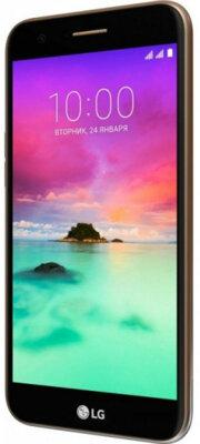 Смартфон LG K10 2017 (M250) Gold 4