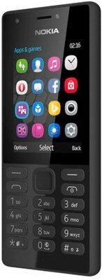 Мобильный телефон Nokia 216 DS Black 3