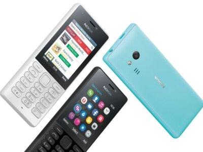Мобильный телефон Nokia 216 DS Black 4