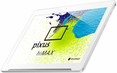 Планшет Pixus hiMAX 3G 16Gb White 2