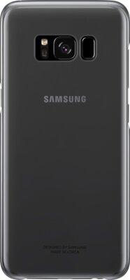 Чехол Samsung Clear Cover EF-QG955CBEGRU Black для Galaxy S8+ G955 2